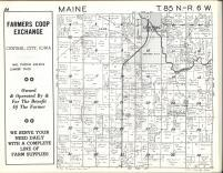 Maine T85N-R6W, Linn County 1963